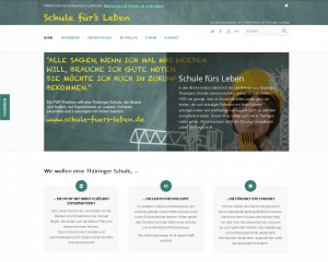 Projekt Schule-fuers-Leben.de